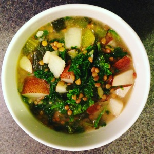 Soup Du Jour for Days. Low FODMAP soup recipes.