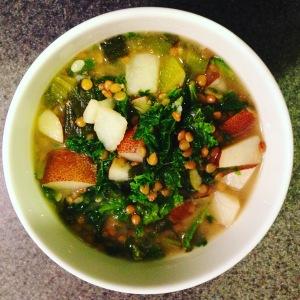 Soup Du Jour for Days. Low FODMAP soup recipes.