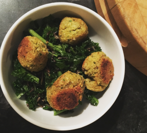 A Low FODMAP and Gluten-Free Falafel
