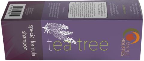Tea Tree Shampoo - Use